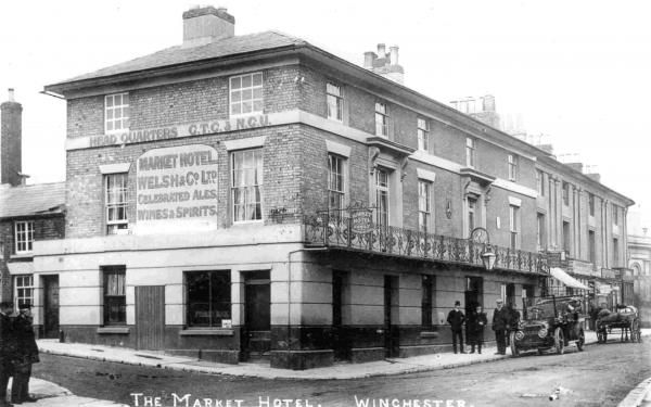 The Market Hotel Winchester