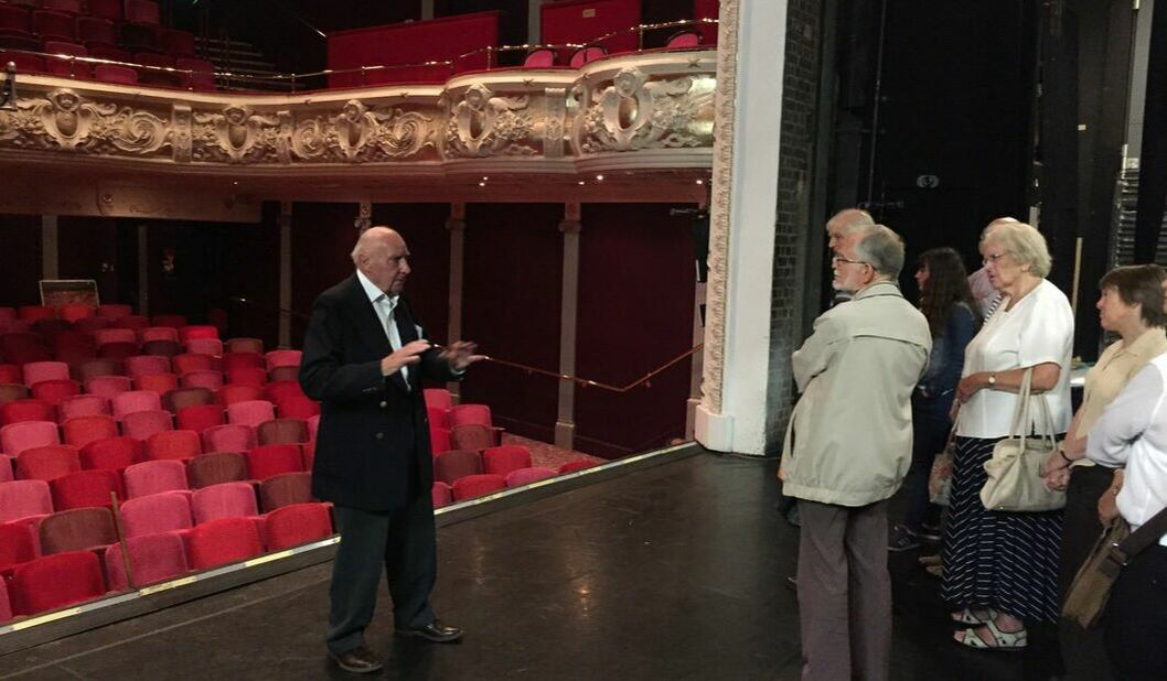 Phil Yates Saving the Theatre Royal Winchester