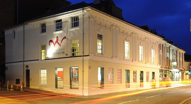 The Theatre Royal Winchester